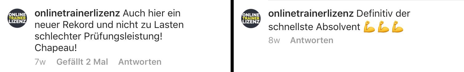 online trainer lizenz erfahrung